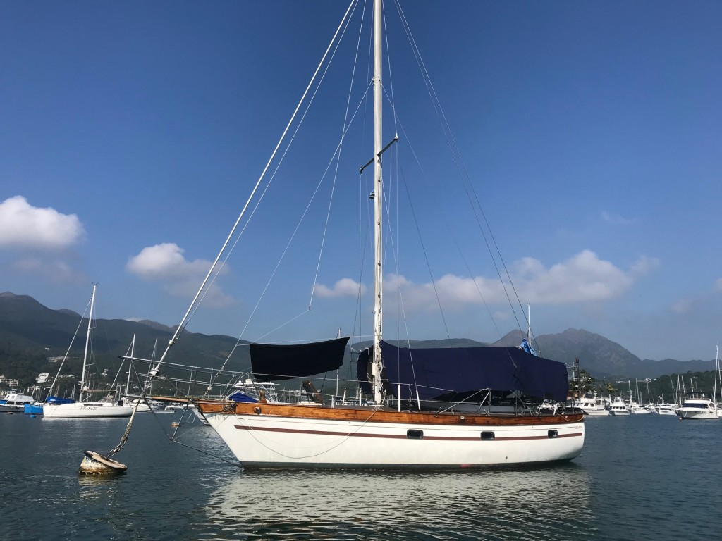 32ft Classic Sailing Yacht